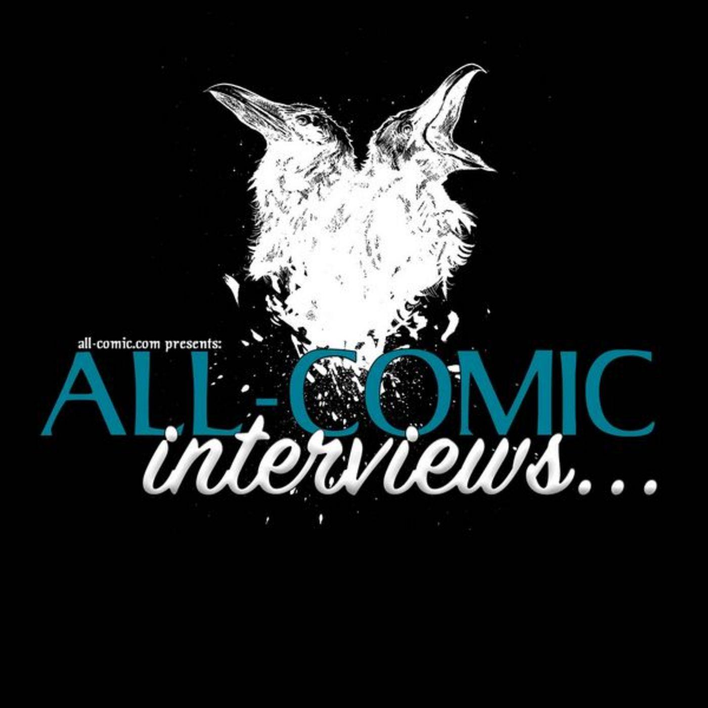 <![CDATA[All-Comic Interviews...]]>