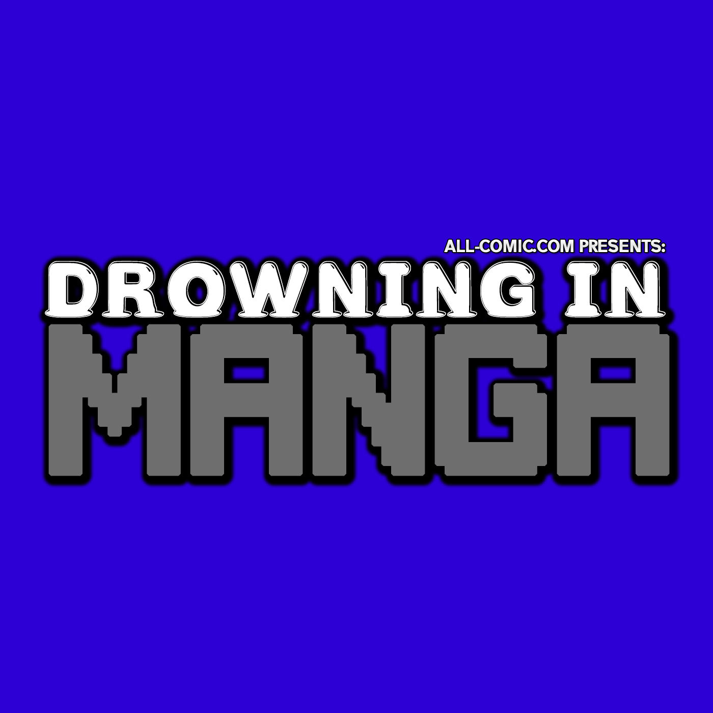 Drowning in Manga